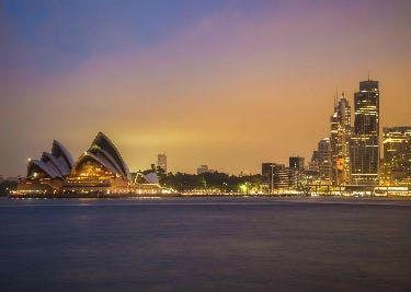 Urlaub in Sydney