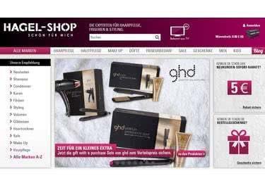 Hagel-Shop Startseite