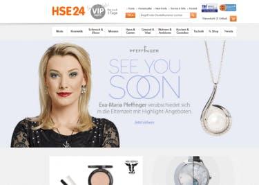 Kaufe mit einem HSE24-Gutschein günstiger beim Teleshoppingsender sein