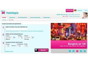 Dein Urlaub zum Sparpreis: Nutze einen Hotelopia-Gutscheincode und schone deine Reisekasse