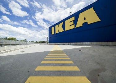 IKEA Gutscheine bei SPARWELT finden