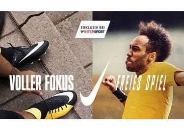 INTERSPORT macht auch Fußball-Fans glücklich und hat ein großes Sortiment an Schuhen und Trikots