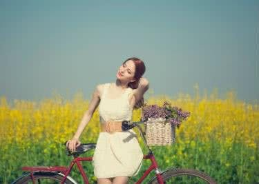 Wunderschöne Radtouren mit dem eigenen Bike unternehmen macht Spaß!