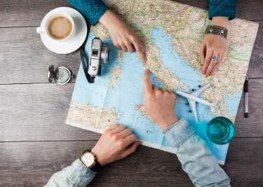 Plane deinen Urlaub und buche die Flüge bei Eurowings preiswert