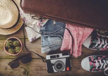 Bestelle Koffer und Taschen mit einem Koffer.de-Gutschein