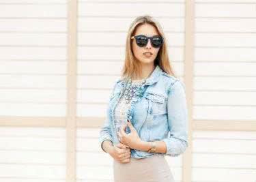 Welch feiner Zwirn: Mode bei Mona