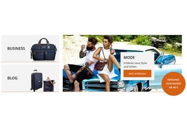 Egal, was für eine Tasche du suchst, bei Kofferworld findest du ein riesiges Markensortiment