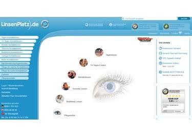 LinsenPlatz hat günstige Kontaktlinsen für dich im Angebot, die du mit einem Gutschein gar noch preiswerter bestellst