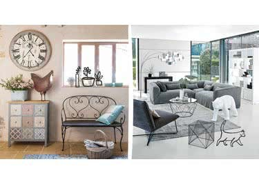 Maisons du Monde bietet eine große Möbelauswahl und tolle Deko-Artikel