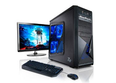 Jetzt den perfekten Gaming-PC zusammenstellen mit Megaport Gutscheinen
