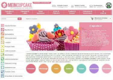 Willkommen bei MeinCupcake.de!