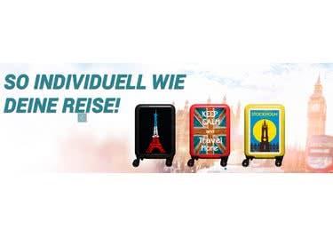 Bei SPARWELT findest du immer wieder wechselnde Gutscheinaktionen für meinTrolley.de