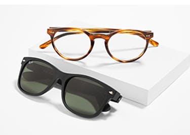 Kaufe mit einem Coupon Sonnenbrillen oder Gleitsichtbrillen und spare dabei