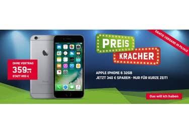 Mobilcom-Debitel denkt sich stets neue Rabattaktionen aus, sodass du immer einen guten Deal machen kannst