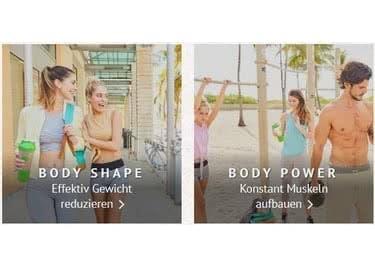 Natural Mojo hat die passenden Superfood-Mischungen, die dich beim Erreichen deiner Fitness-Ziele unterstützen