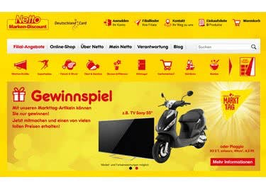 Shopservice netto