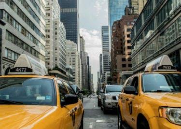 Reisen nach New York
