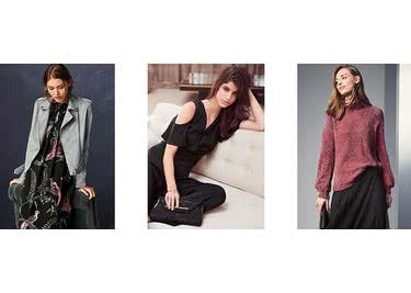 Wirf einen Blick in den Sale-Bereich, denn dort warten reduzierte Modeartikel auf dich