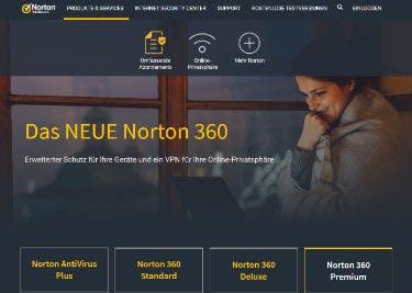 Mit einem Norton-Gutschein lädtst du dir deine Antiviren-Software günstiger