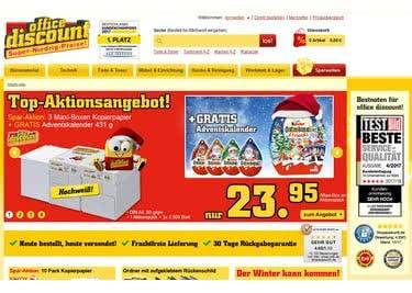 Office Discount Gutscheine 1 Kg Haribo Goldbären Gratis Sparwelt