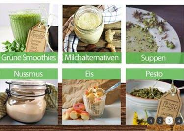 Frische Säfte gibts selbstgemacht günstig und schnell: Bestelle dir einen Mixer von OmniBlend
