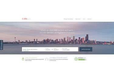 otel.com Startseite