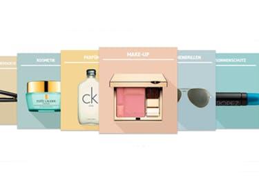 Entdecke Düfte und Kosmetik bei Parfüms Club