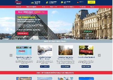 Spare auf deinen Paris Pass