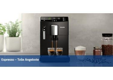 Von der Zahnbürste bis zur Kaffeemaschine, der Philips Online-Shop ist cool drauf!