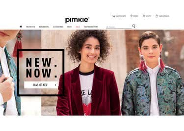 Shoppst du deine Pimkie-Mode online, kannst du mit einem Gutschein sparen