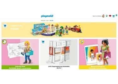 Playmobil Startseite