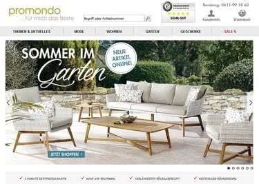 Promondo Startseite