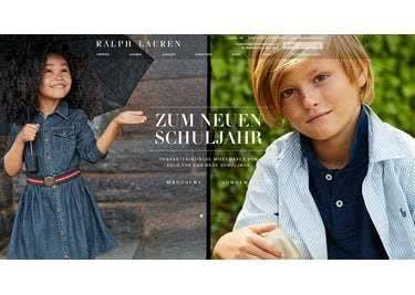 Modeklassiker von Ralph Lauren online bestellen