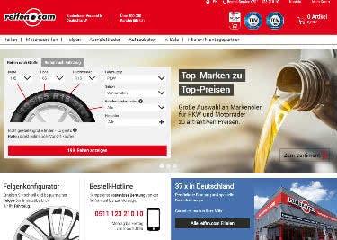 Mit einem reifen.com-Gutschein Geld sparen