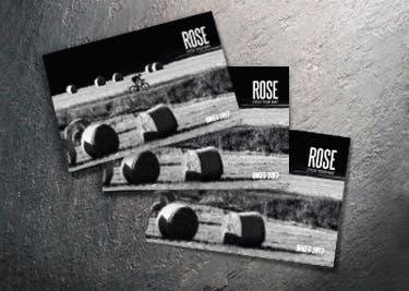 Bei ROSE Bikes könnt ihr Geschenkgutscheine bestellen
