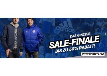 Sicher' dir einen Schalke-Gutschein und bestelle deine Fan-Wear günstiger