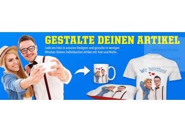 Ob T-Shirt oder wundervolles Fotogeschenk - Auf shirtlabor.de tobst du dich kreativ aus und bestellst mit Gutschein günstiger