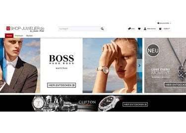 Shop-Juwelier.de Startseite