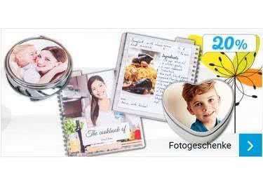 Löse einen Smartphoto-Gutschein ein und spare smart!