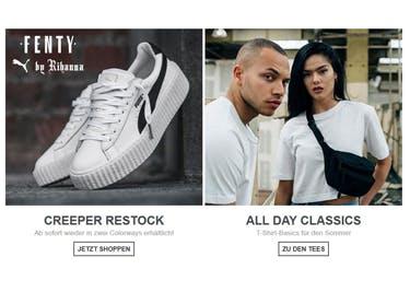 Löse bei deiner Bestellung der neusten Sneaker einen Snipes-Gutschein ein