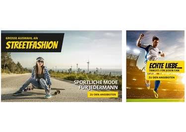 Bei SportSpar findest du nicht nur Sportmode sondern auch lässige Streetstyles