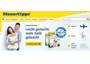 Mit Steuertipps.de zur maximalen Erstattung