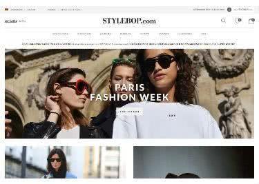 Entdecke Luxusmode bei Stylebop