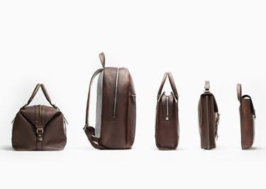 Auch hochwertige Lederware findest du bei Suitsupply - und mit einem Gutscheincode wird die Bestellung noch günstiger