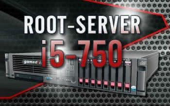 Neben dem i5-750 Root Server hat gamed noch viele weitere für dich im Angebot.