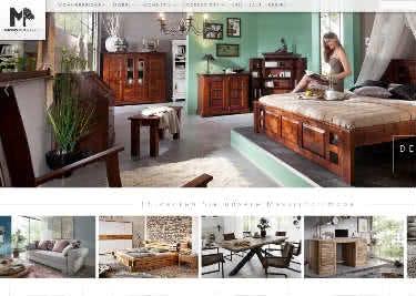 Im Onlineshop von Massivmöbel24.de gibt es alles, was das Möbelherz begehrt