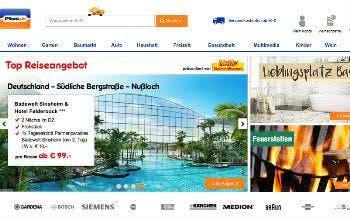 Entdecke günstige Aktionen auf der Startseite von Plus.de