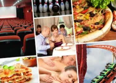 Restaurant, Kino, Attraktionen, der Schlemmerblock und seine Partner sind vielseitig nutzbar.