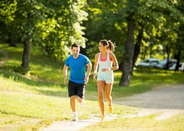 Auch tolle Laufkleidung gibt es bei Sportpoint 24