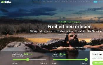 Bei VEXCASH erhaltet ihr Mikrofinanzierungen. Berechnet auf der Homepage euren persönlichen Kredit.
